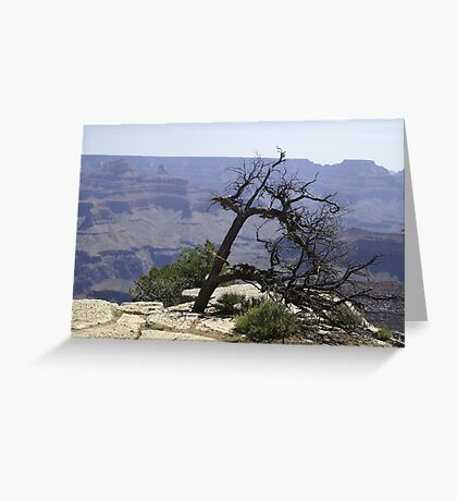Grand Canyon - South Face Greeting Card