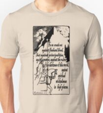 EPHESIANS 6:12 - WICKEDNESS IN HIGH PLACES T-Shirt