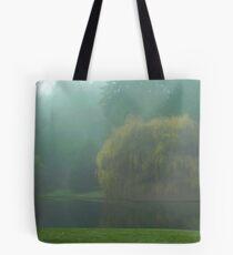 Puget Sound - Mists of Autumn Tote Bag