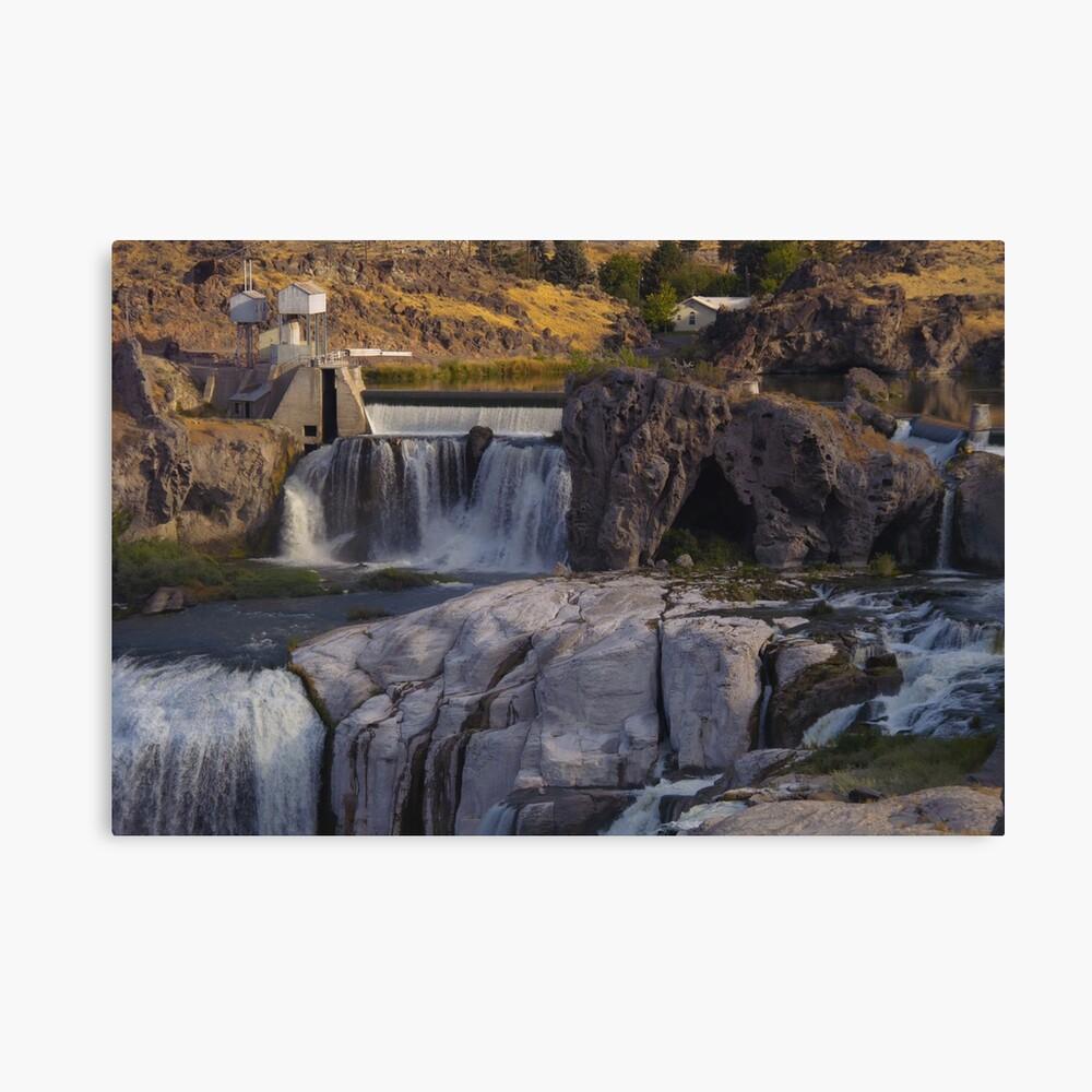 Shoshone Falls, Idaho Canvas Print