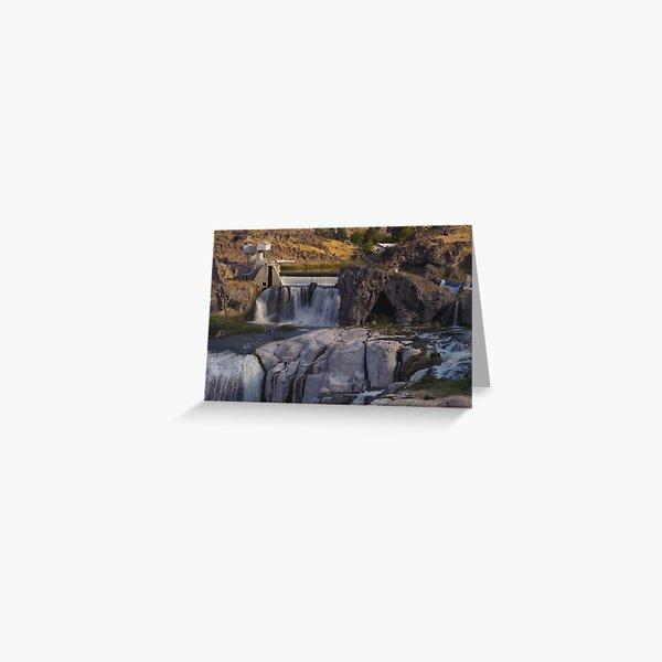 Shoshone Falls, Idaho Greeting Card