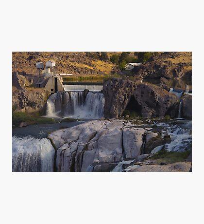 Shoshone Falls, Idaho Photographic Print