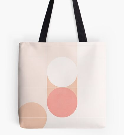 Retro Tiles 07 #redbubble #pattern Tote Bag