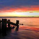 Beach Rainbow by CezB
