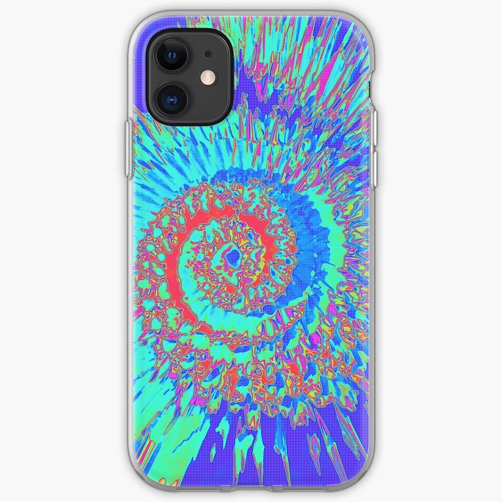 Pop Art Nautilus Fractal iPhone Case & Cover