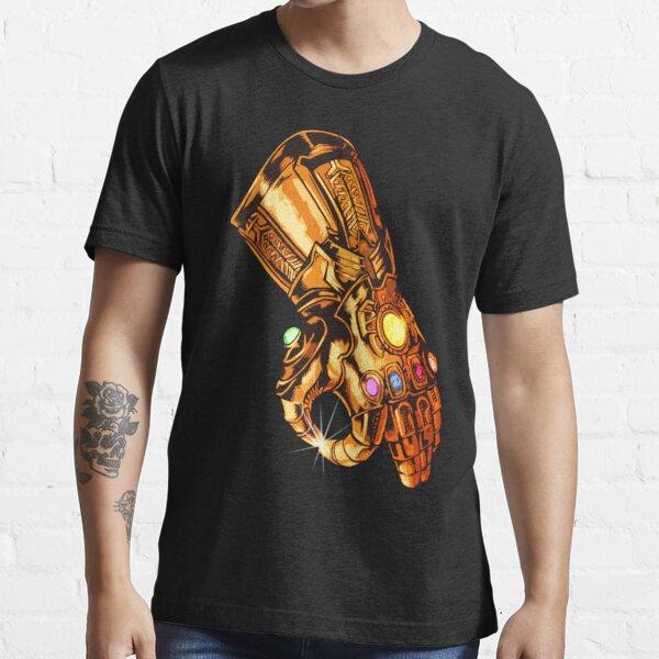 Infinity Gauntlet - Juego de círculo Camiseta esencial