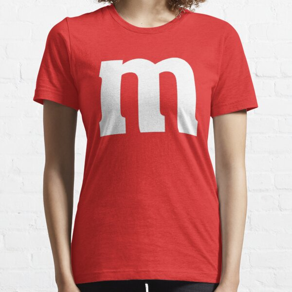 Halloween Candy M&M Last Minute Costume Essential T-Shirt