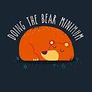 Bear Minimum by DinoMike