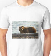5ddeab46e7f Grizzly Bear  4225 Unisex T-Shirt