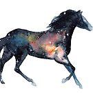 « Cheval galactique » par Threeleaves