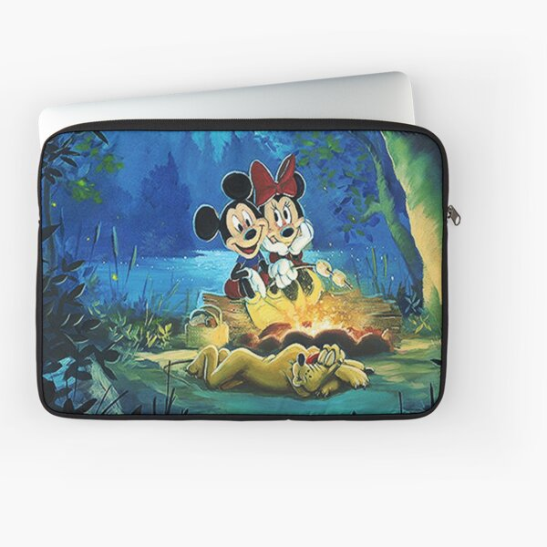 camp fire  Laptop Sleeve
