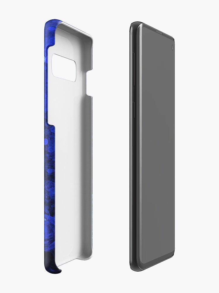 Alternate view of Ocean Gems Case & Skin for Samsung Galaxy