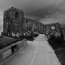 St Mary's Church, Whitby by Stephen Paylor