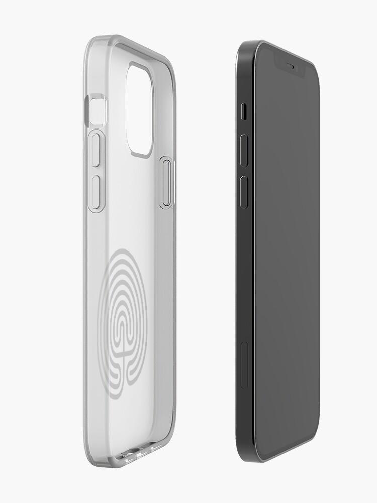 Alternate view of #Cretan, #labyrinth, Cretanlabyrinth iPhone Case & Cover