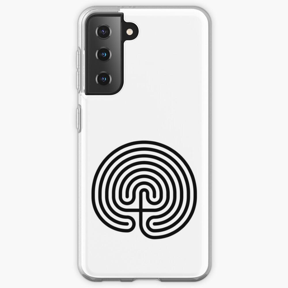 #Cretan, #labyrinth, Cretanlabyrinth Case & Skin for Samsung Galaxy