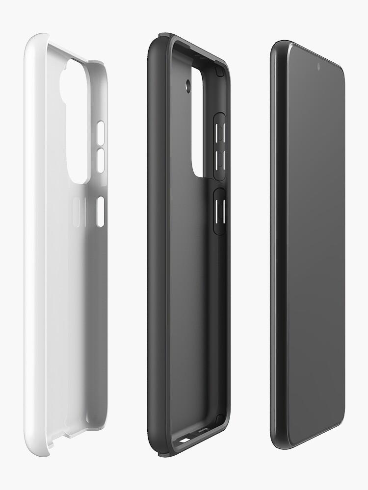 Alternate view of #Cretan, #labyrinth, Cretanlabyrinth Case & Skin for Samsung Galaxy