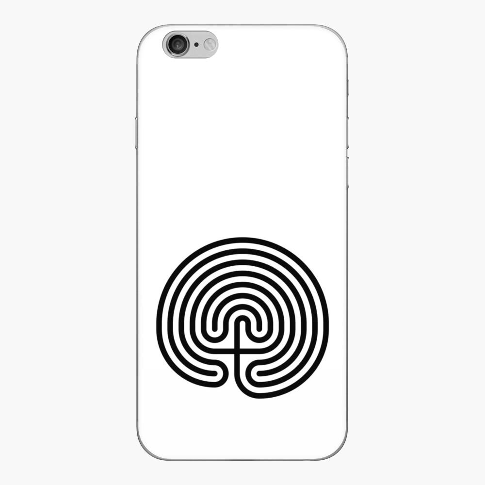#Cretan, #labyrinth, Cretanlabyrinth iPhone Skin