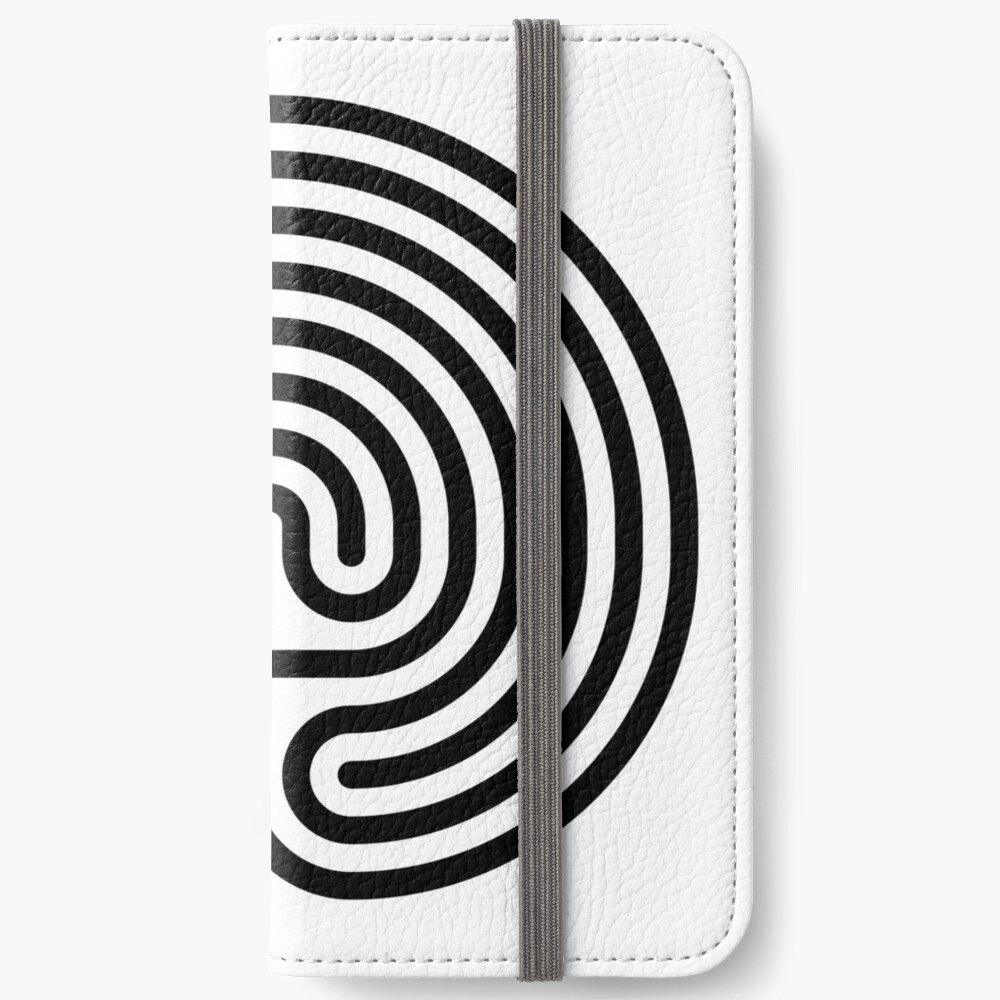 #Cretan, #labyrinth, Cretanlabyrinth iPhone Wallet