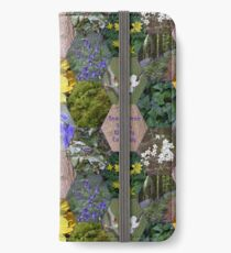 Knockbarron Wood iPhone Wallet/Case/Skin