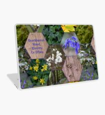 Knockbarron Wood Laptop Skin