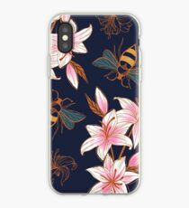 Glow Lily iPhone-Hülle & Cover