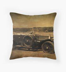 Vintage  Scat . Throw Pillow