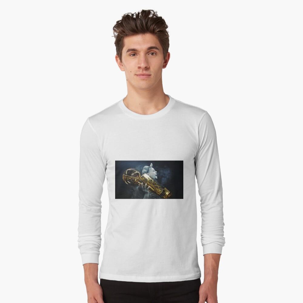 stepen curri basket Long Sleeve T-Shirt