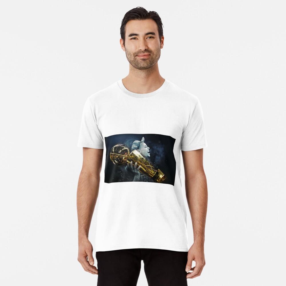 stepen curri basket Premium T-Shirt
