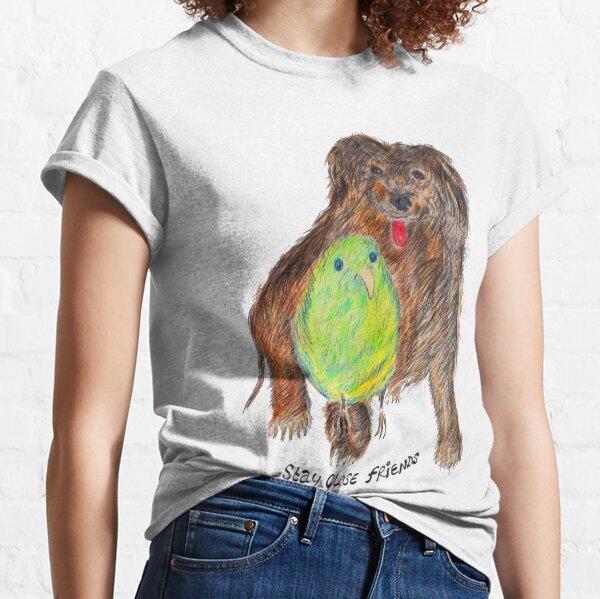 Stay Close Friends Classic T-Shirt