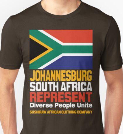 Johanesburg, South Africa, represent T-Shirt