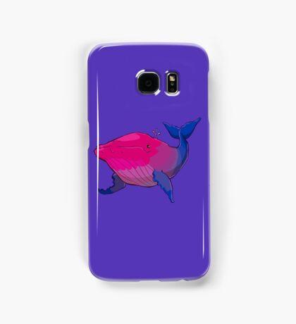 Bisexuwhale - no text Samsung Galaxy Case/Skin