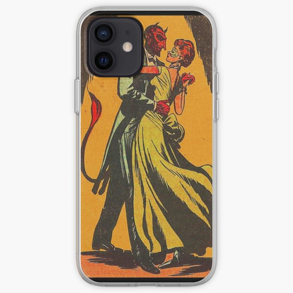 Dance With A Devil iPhone Soft Case