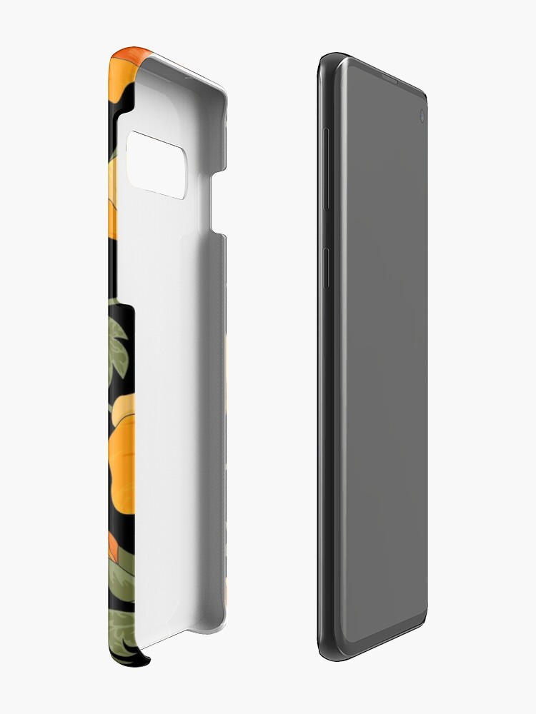 Alternate view of California Poppies Case & Skin for Samsung Galaxy
