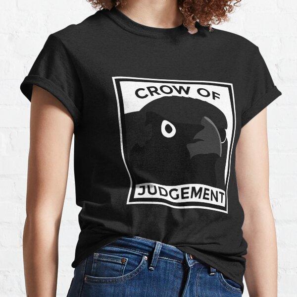 Crow of Judgement Classic T-Shirt