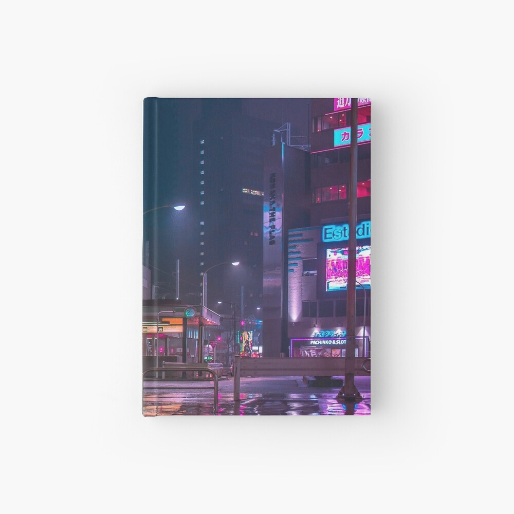 Only the rain Hardcover Journal