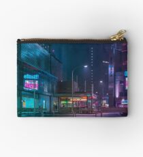 Only the rain Studio Pouch