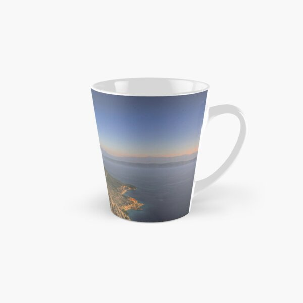 Another lovely view... from Croatia Tall Mug