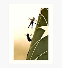 You Can Fly - Peter & Wendy Art Print
