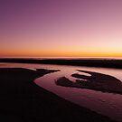 Himitangi Sunset by Derek Kan