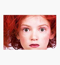 That Stare! Photographic Print
