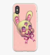 Pastell Häschen iPhone-Hülle & Cover