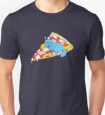 Pizza Dog Unisex T-Shirt