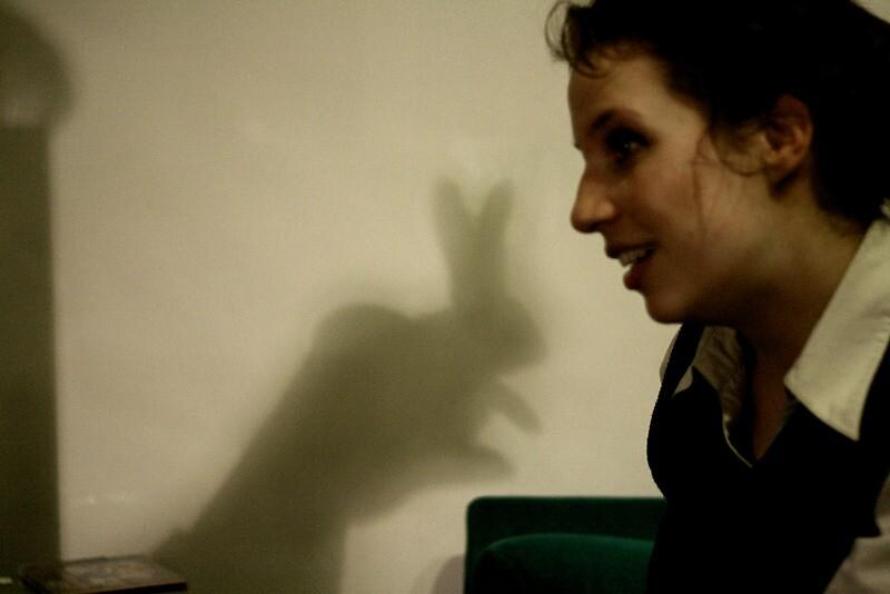 shadow bunnies by Laura Owsianka