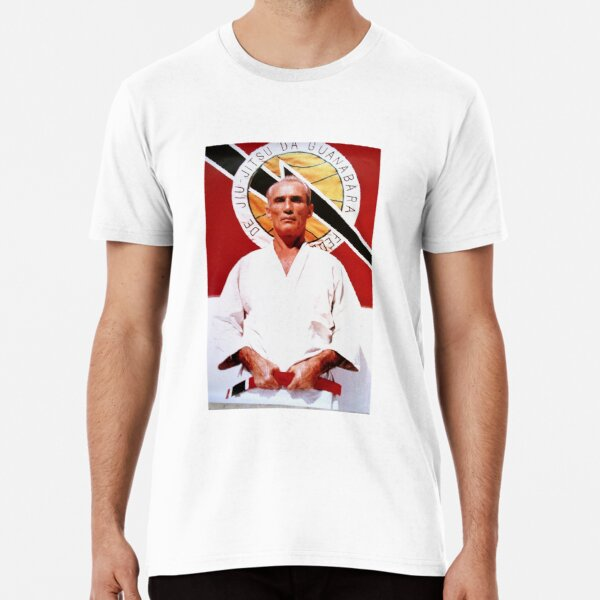 Helio gracie Premium T-Shirt
