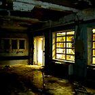 Failing Light~ Harperbury by Josephine Pugh