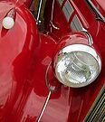 Hewlett Packard classic Car by David Carton