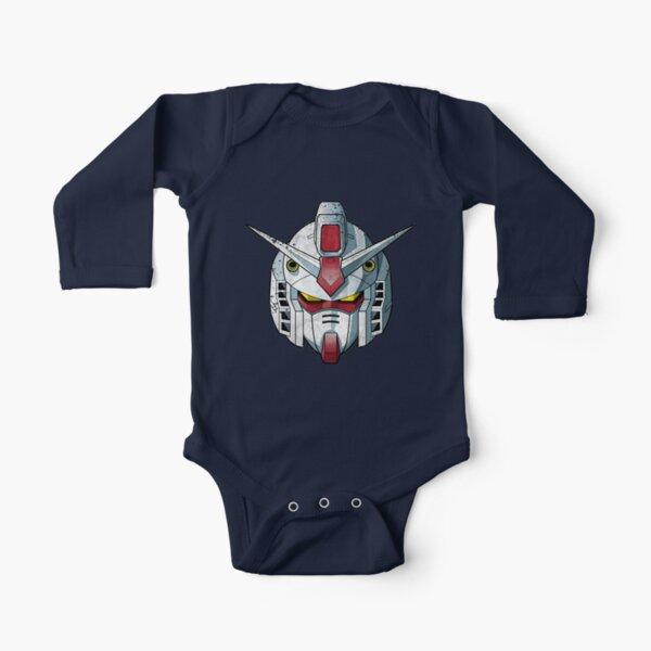 Gundam RX-78-2 Long Sleeve Baby One-Piece