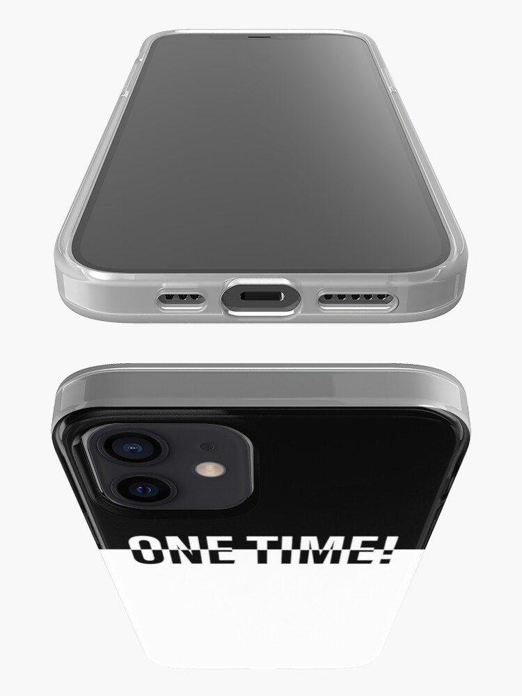 Alternate view of ONE TIME! POKER iPhone Case & Cover