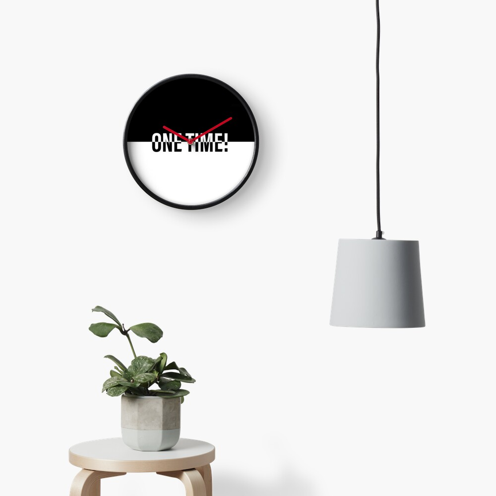 ONE TIME! POKER Clock