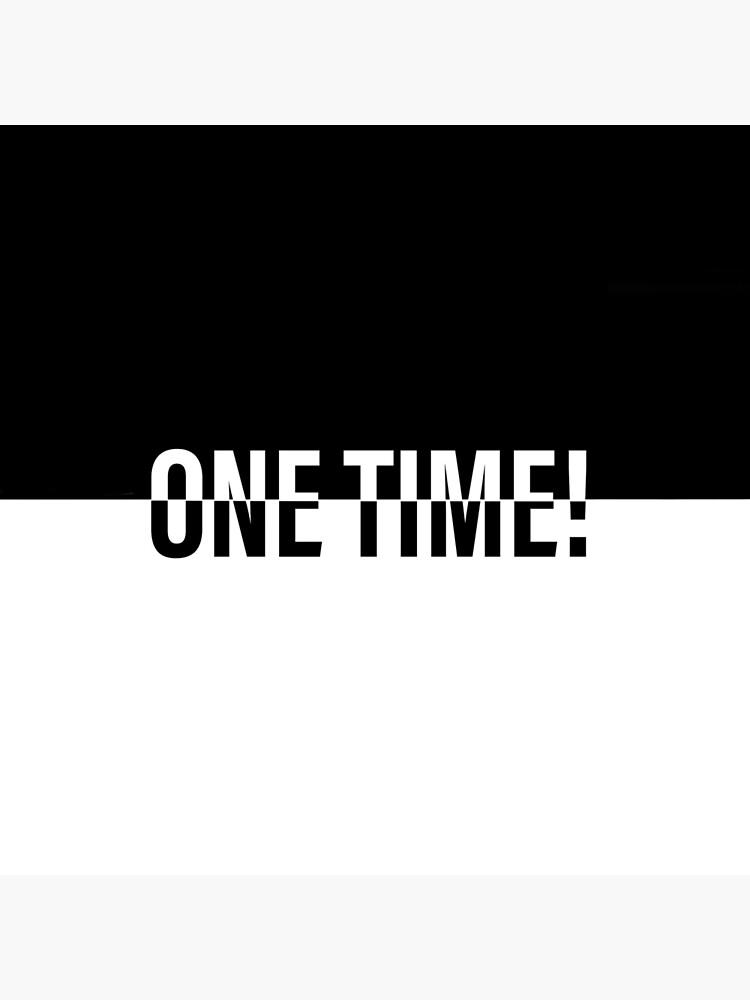 ONE TIME! POKER by fullrangepoker
